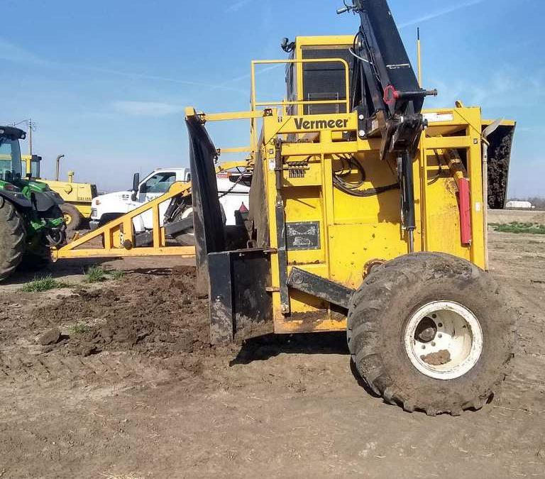For Sale – 2015 Vermeer CT-616 Compost Turner